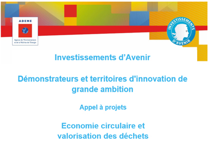 appel a projets ademe 2019