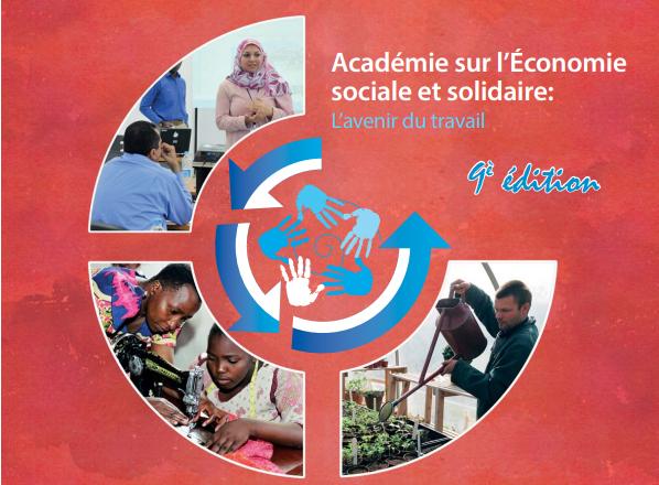 9 me dition de l acad mie de l conomie sociale et - Chambre de l economie sociale et solidaire ...