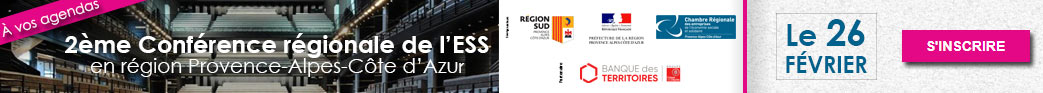 2ième conférence régionale de l'ESS