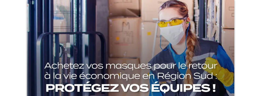 Masques coronavirus : une centrale d'achat pour les entreprises ...