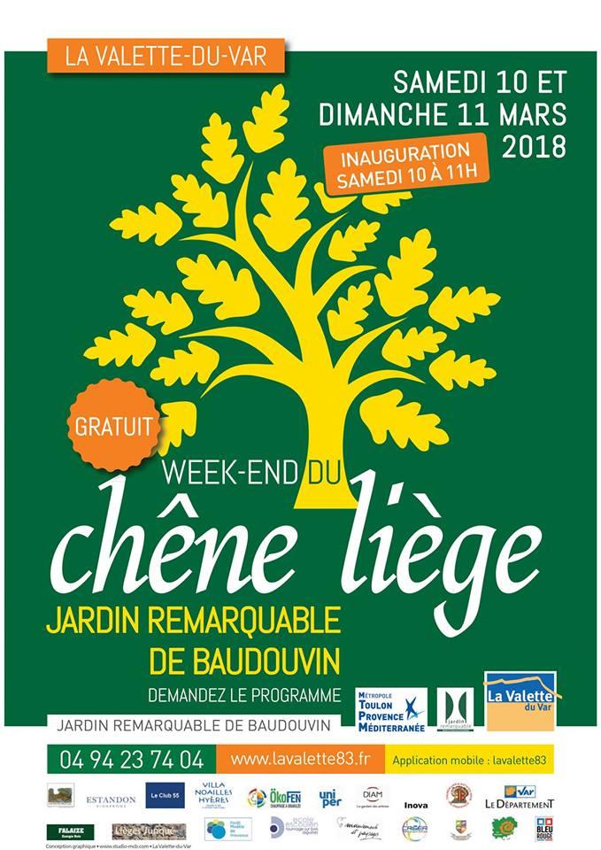 Venez nombreux au Week-end du chêne-liège à la Valette-du-Var !