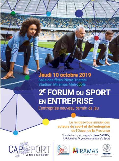 2ème Forum du Sport en Entreprise