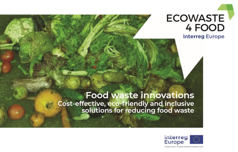 Eqosphere vient de remporter l'appel à projets EcoWaste4Food